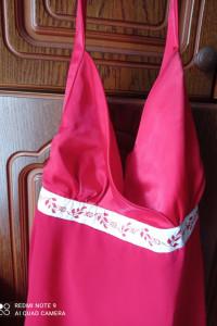 Sukienka na wesele czerwona M