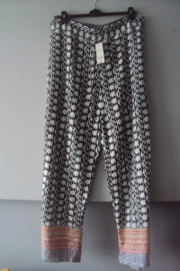 nowe spodnie boho...