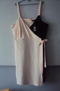 Nowa zakładana sukienka...