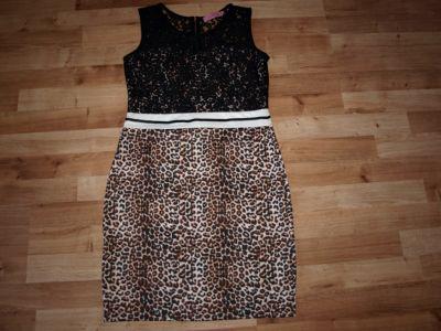 Suknie i sukienki Sukienka z koronką M L