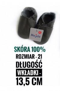 Buty skórzane Mejale skarpetki buciki niemowlęce 135 cm...