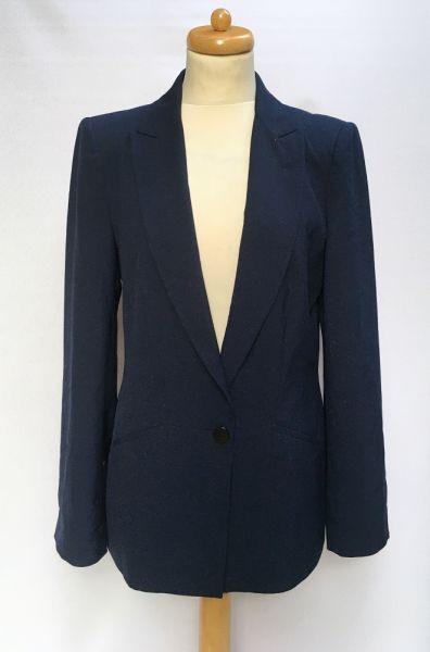 Marynarki i żakiety Marynarka Granatowa Zara XL 42 Elegancka Blezer