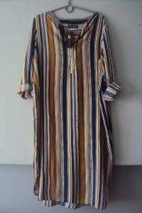 Nowa koszulowa sukienka