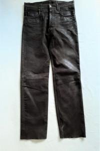 Skórzane spodnie Buffalo Leather L