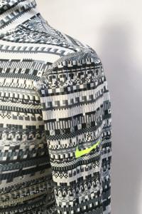 Bluza Sportowa Nike Pro Dri Fit XS 34 Wzory Wzorki