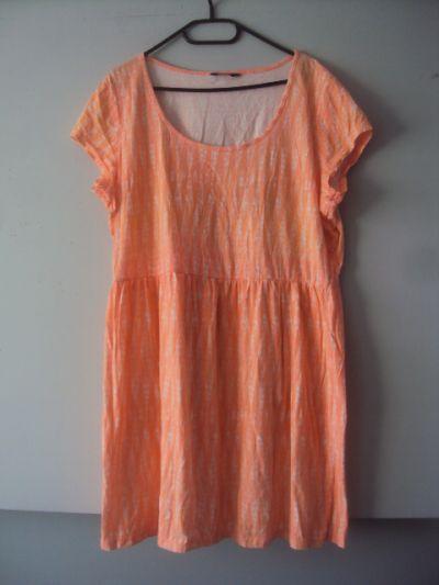 Suknie i sukienki noeonowa letnia sukienka