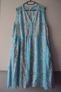 letnia sukienka kwiatuszki...