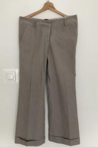 Spodnie z szeroką nogawką...