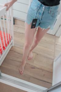 Levis spodenki szorty jeansowe...