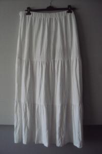 dzianinowa spódnica maxi...