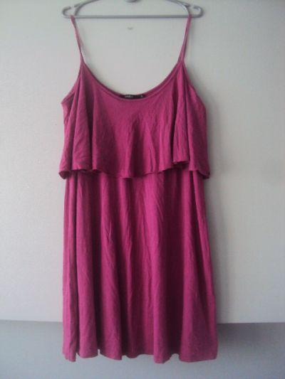 Suknie i sukienki sukienka na ramiaczka