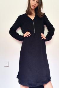 Sukienka czarna Missguided
