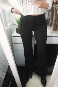 Tempted Eleganckie Spodnie damskie czarne