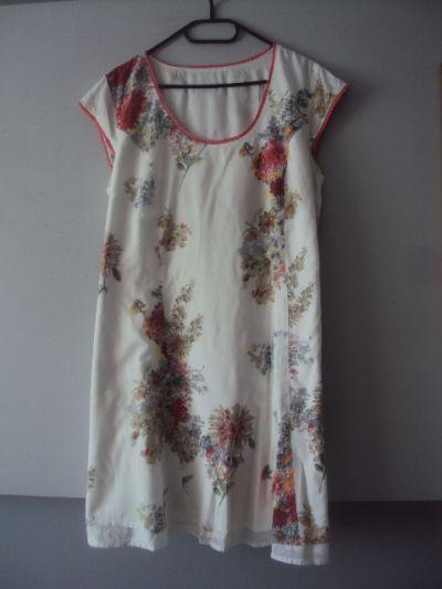 Suknie i sukienki sukienka w kwiatuszki