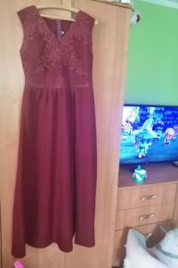 Sukienka długa...