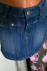 spódnica jeansowa mini S...
