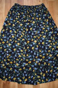 Spódnica floral M L...