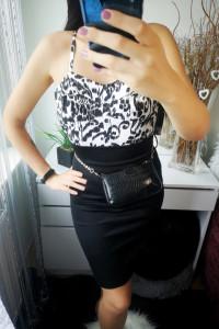 BCX Sukienka damska na ramiączkach M...
