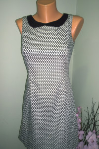 sukienka Mohito black white XS...