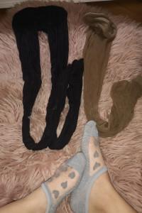 Używane buty fetysz balerinki skarpetki dla fetyszysty zapach rajstopy