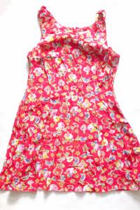 dorothy perkins sukienka w kwiaty kolorowa sukienka...