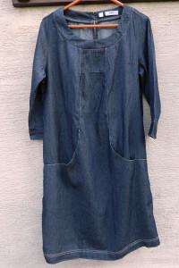 Sukienka dżinsowa luźna wygodna bawełna...