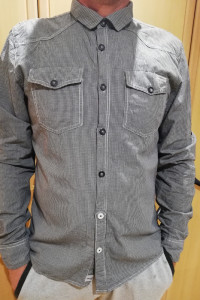 Męska koszula Cropp L