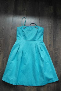 Orsay nowa sukienka niebieska 36...