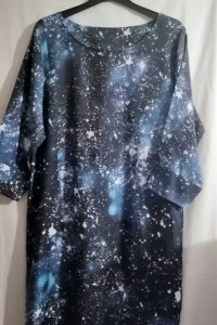 Jedwabna sukienka WON HUNDRED 38...