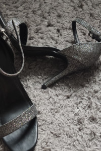 Nowe Jenny Fairy sandaly na szpilce...