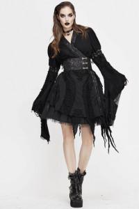 Kimono gotyckie Devil Fashion sukienka...