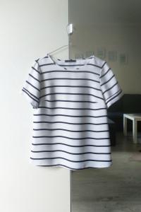 Elegancka bluzka w paski Mohito S...