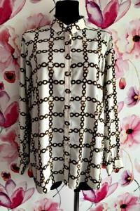 dorothy perkins koszula ciekawy wzór łańcuszki jak nowa hit 42...