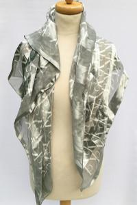 Chustka Apaszka Miętowa CK Calvin Klein 100 x 100 cm
