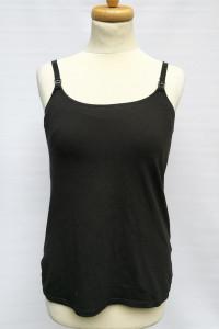Bluzka H&M Mama Koszulka Czarna M 38 Do Karmienia...