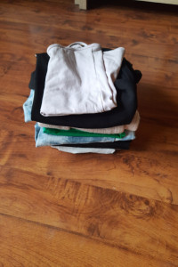 Paka ubrań czesc 2