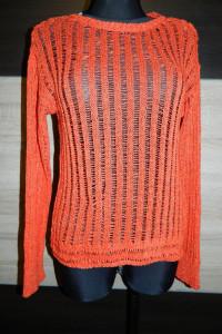 Object ażurkowy sweter sweterek roz L...