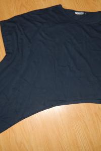 Luźna asymetryczna bluzka roz XS...