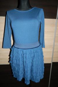 Troll for Top Secret sukienka dół z falbanek roz M...