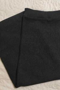 Czarna ciemnoszara spódnica Selfieroom...