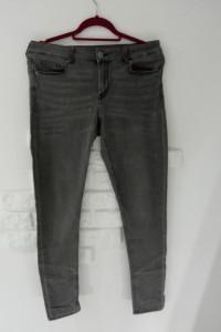 Spodnie Rurki H&M...