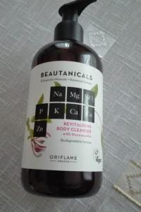 Nowy żel Beautanicals z Oriflame