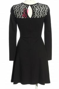 Kiomi elegancka mała czarna Sukienka rozmiar L...