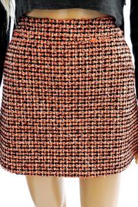 Victoria Beckham nowa oryg spódnica neonowa wełna...