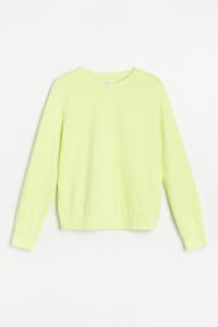 Bluza Reserved neon...