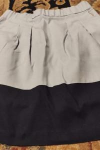 Spódniczka Orsay niebiesko granatowa