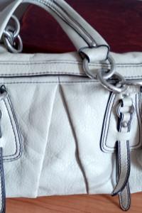 torebka kremowa