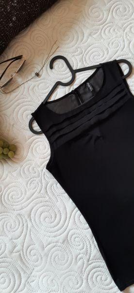 Bluzki bluzka czarna Pretty Girl 34