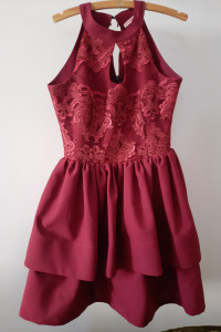 Sukienka balowa r40