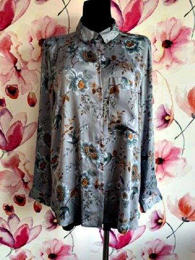 Koszule primark koszula kwiecista kwiaty jak nowa hit 42